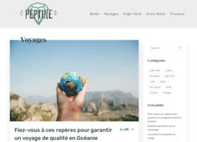 peptine.fr