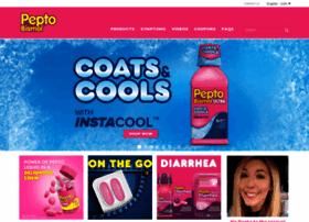 pepto-bismol.com