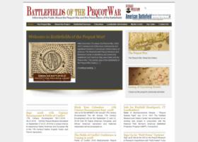 pequotwar.org
