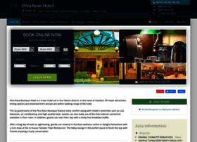 Pera-rose-boutique.hotel-rez.com