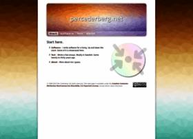 percederberg.net
