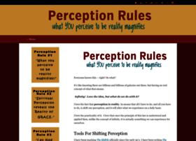perceptionrules.com