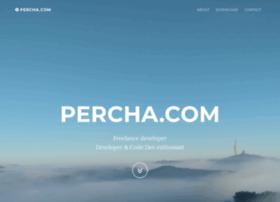 percha.com