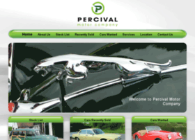 percivalmotorco.co.uk
