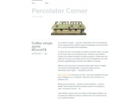 percolatorcorner.wordpress.com
