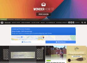 percussion.wonderhowto.com