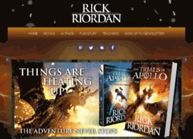 percyjackson.co.uk