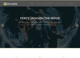 percyjacksonthemovie.com
