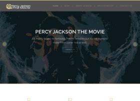percyjacksonthemovie.com
