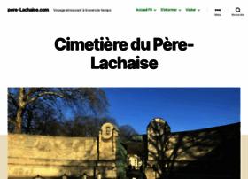 pere-lachaise.com