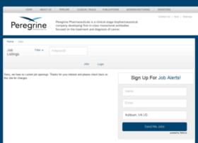 peregrineinc.applicantpro.com