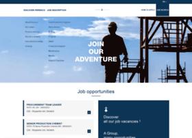 perenco-careers.com