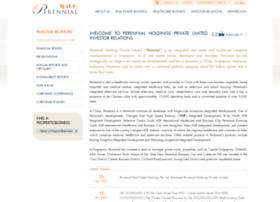 perennialrealestate.listedcompany.com