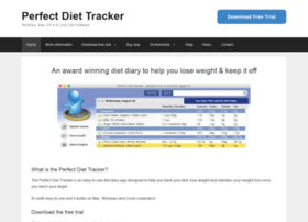 perfect-diet-tracker.com