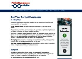 perfect-eyeglasses-guide.com
