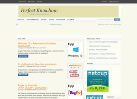 perfect-knowhow.de
