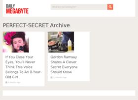 perfect-secret.dailymegabyte.com