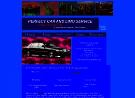 perfectcarandlimo.com