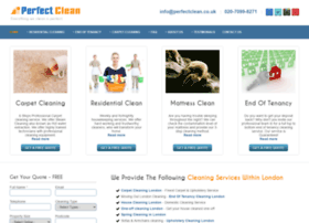 perfectclean.co.uk