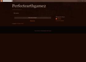 perfectearthgame.blogspot.nl