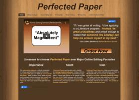 perfectedpaper.com