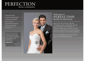 perfectionbridalandmenswear.co.uk