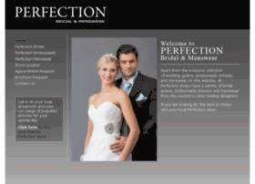 perfectionbridalandmenswear.co.uk