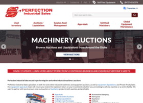 perfectionindustrialsales.com