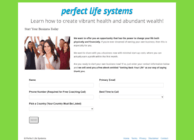 perfectlifesystems.com