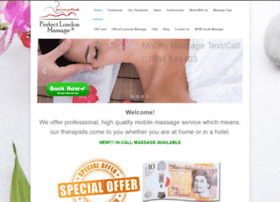 perfectlondonmassage.com