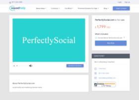 perfectlysocial.com