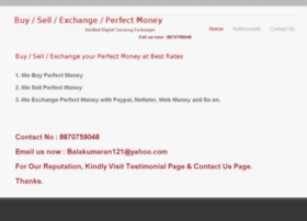 perfectmoneyexchange.webs.com
