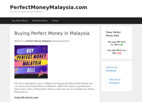 perfectmoneymalaysia.com