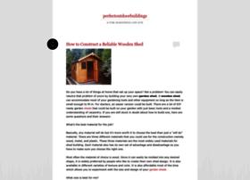 perfectoutdoorbuildings.wordpress.com