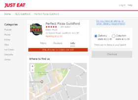 perfectpizza-guildford.co.uk