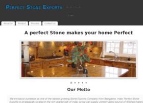 perfectstoneexports.com