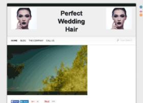 perfectweddinghair.com