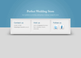 perfectweddingstore.co.uk