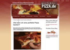 perfekte-pizza.de