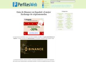 perfilesweb.com