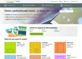 perforatedpaper.com