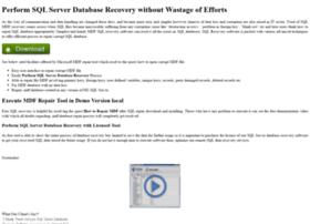 perform.sqlserverdatabaserecovery.com