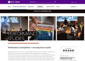 performance.tisch.nyu.edu