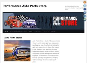 performanceautopartsstore.com