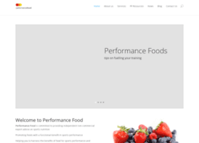 performancefood.co.uk
