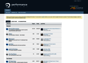 performanceforums.com