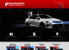 performanceofnwa.com
