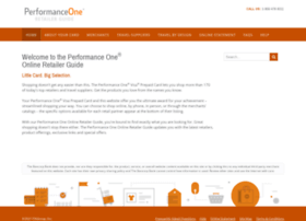 performanceone.com