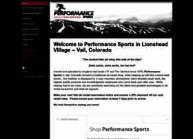 performancesports.net