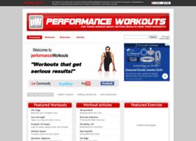 performanceworkouts.com
